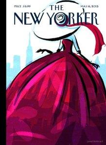 Cover New Yorker, Birgit Schössow