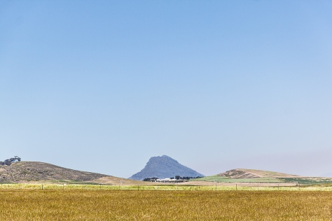 Distant hill - Swartland